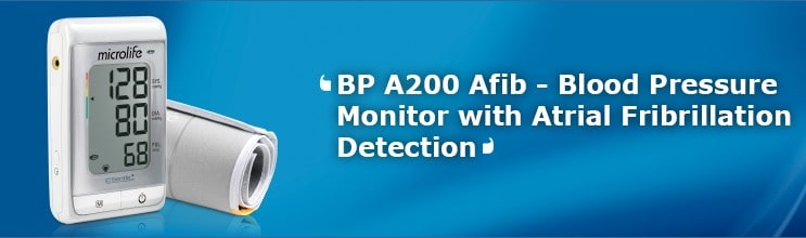Microlife, misuratore di pressione con rilevazione della fibrillazione atriale