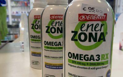 ENERVIT OMEGA 3 RX FLACONE da 240 softgel IN SUPER OFFERTA a 85€
